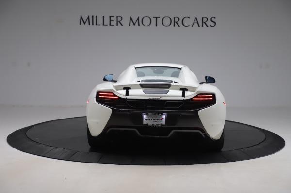 Used 2016 McLaren 650S Spider for sale Sold at Alfa Romeo of Westport in Westport CT 06880 13