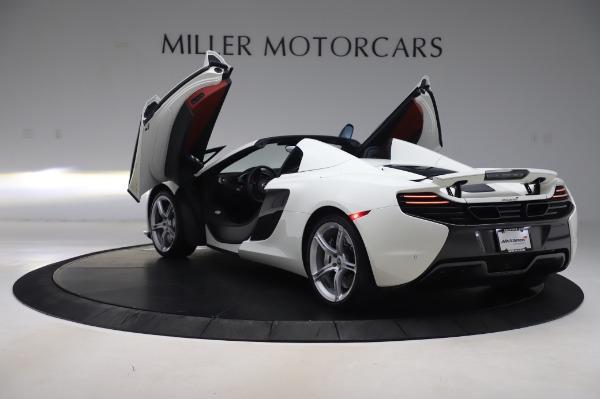 Used 2016 McLaren 650S Spider for sale Sold at Alfa Romeo of Westport in Westport CT 06880 18