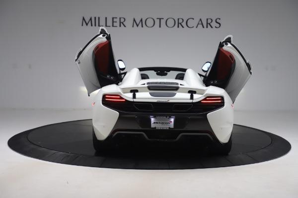 Used 2016 McLaren 650S Spider for sale Sold at Alfa Romeo of Westport in Westport CT 06880 19