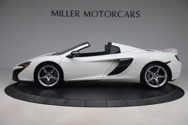Used 2016 McLaren 650S Spider for sale Sold at Alfa Romeo of Westport in Westport CT 06880 2