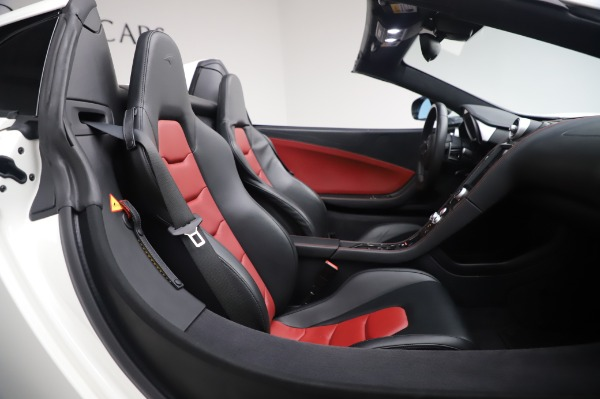 Used 2016 McLaren 650S Spider for sale Sold at Alfa Romeo of Westport in Westport CT 06880 22