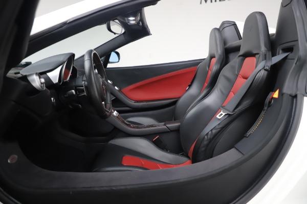 Used 2016 McLaren 650S Spider for sale Sold at Alfa Romeo of Westport in Westport CT 06880 24