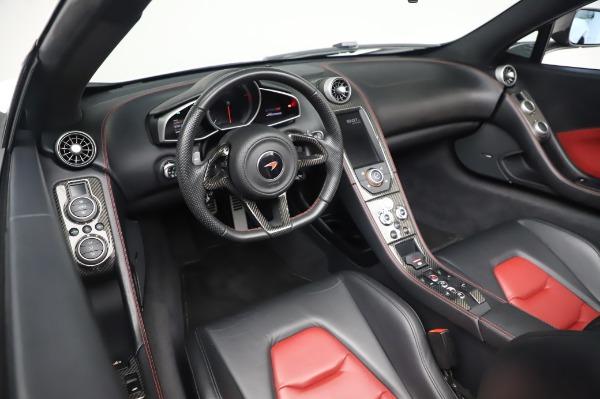 Used 2016 McLaren 650S Spider for sale Sold at Alfa Romeo of Westport in Westport CT 06880 26