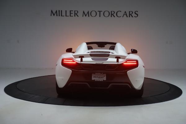 Used 2016 McLaren 650S Spider for sale Sold at Alfa Romeo of Westport in Westport CT 06880 4