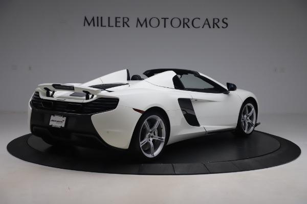 Used 2016 McLaren 650S Spider for sale Sold at Alfa Romeo of Westport in Westport CT 06880 5