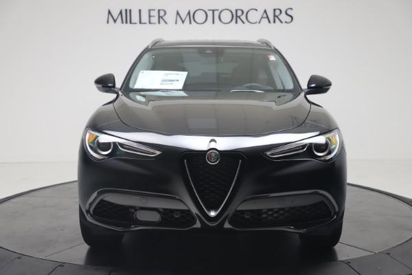 New 2020 Alfa Romeo Stelvio Q4 for sale $49,045 at Alfa Romeo of Westport in Westport CT 06880 12