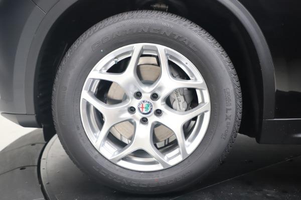New 2020 Alfa Romeo Stelvio Q4 for sale $49,045 at Alfa Romeo of Westport in Westport CT 06880 13