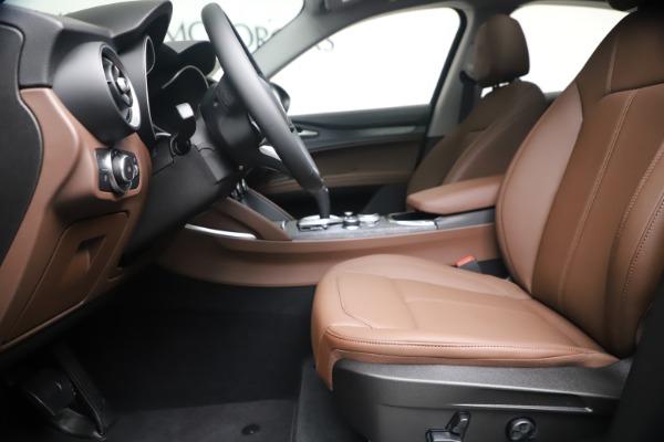 New 2020 Alfa Romeo Stelvio Q4 for sale $49,045 at Alfa Romeo of Westport in Westport CT 06880 15