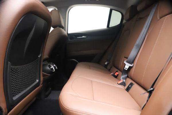 New 2020 Alfa Romeo Stelvio Q4 for sale $49,045 at Alfa Romeo of Westport in Westport CT 06880 18