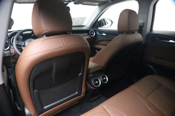 New 2020 Alfa Romeo Stelvio Q4 for sale $49,045 at Alfa Romeo of Westport in Westport CT 06880 19