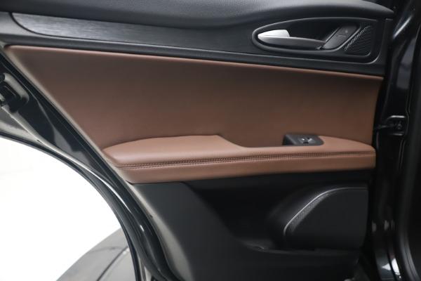 New 2020 Alfa Romeo Stelvio Q4 for sale $49,045 at Alfa Romeo of Westport in Westport CT 06880 20