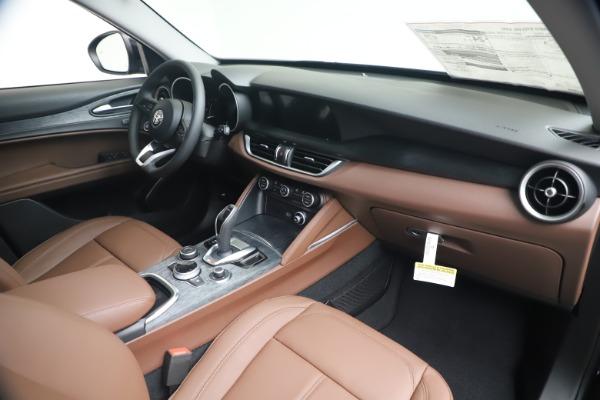 New 2020 Alfa Romeo Stelvio Q4 for sale $49,045 at Alfa Romeo of Westport in Westport CT 06880 23