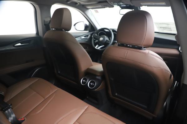 New 2020 Alfa Romeo Stelvio Q4 for sale $49,045 at Alfa Romeo of Westport in Westport CT 06880 27
