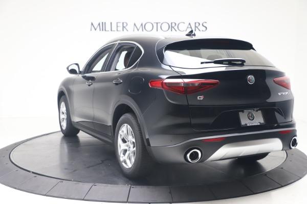 New 2020 Alfa Romeo Stelvio Q4 for sale $49,045 at Alfa Romeo of Westport in Westport CT 06880 5
