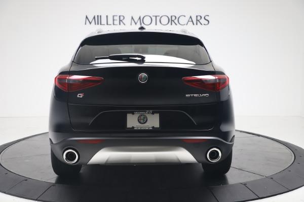 New 2020 Alfa Romeo Stelvio Q4 for sale $49,045 at Alfa Romeo of Westport in Westport CT 06880 6