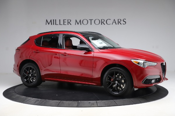 New 2020 Alfa Romeo Stelvio Sport Q4 for sale Sold at Alfa Romeo of Westport in Westport CT 06880 10