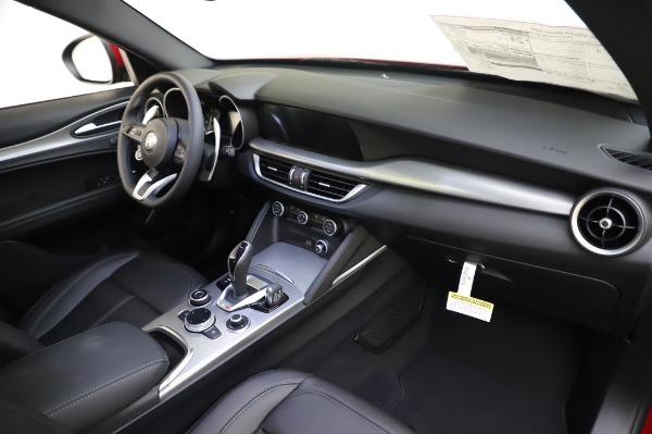 New 2020 Alfa Romeo Stelvio Sport Q4 for sale $50,645 at Alfa Romeo of Westport in Westport CT 06880 24