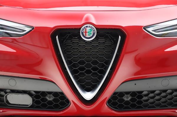 New 2020 Alfa Romeo Stelvio Sport Q4 for sale $50,645 at Alfa Romeo of Westport in Westport CT 06880 28