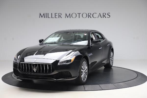 2020 Maserati Quattroporte