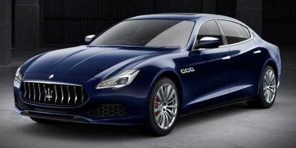 New 2020 Maserati Quattroporte S Q4 for sale $110,299 at Alfa Romeo of Westport in Westport CT 06880 1