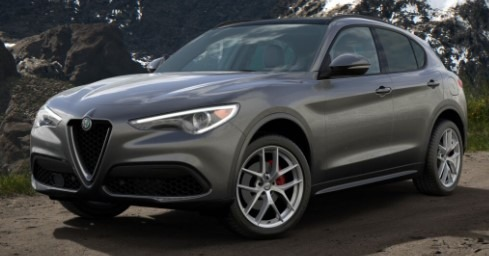 New 2020 Alfa Romeo Stelvio Ti Sport Q4 for sale $55,645 at Alfa Romeo of Westport in Westport CT 06880 1