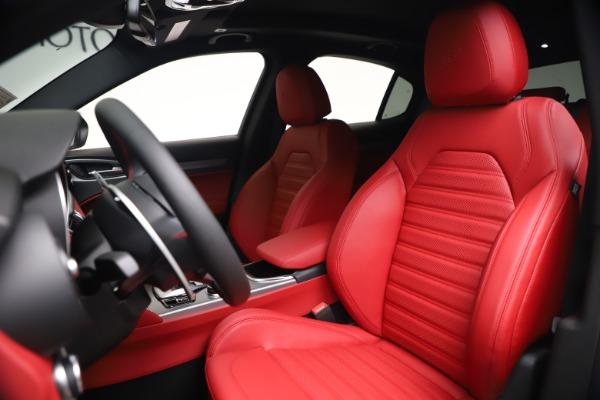New 2020 Alfa Romeo Stelvio Ti Sport Q4 for sale $53,545 at Alfa Romeo of Westport in Westport CT 06880 15