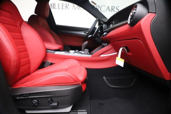 New 2020 Alfa Romeo Stelvio Ti Sport Q4 for sale $53,545 at Alfa Romeo of Westport in Westport CT 06880 23