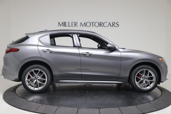 New 2020 Alfa Romeo Stelvio Ti Sport Q4 for sale $53,545 at Alfa Romeo of Westport in Westport CT 06880 9