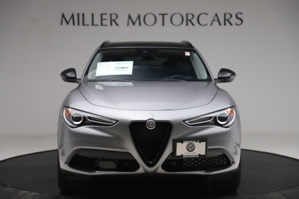New 2020 Alfa Romeo Stelvio for sale $50,145 at Alfa Romeo of Westport in Westport CT 06880 12