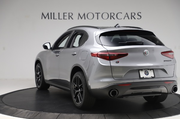 New 2020 Alfa Romeo Stelvio for sale $50,145 at Alfa Romeo of Westport in Westport CT 06880 5