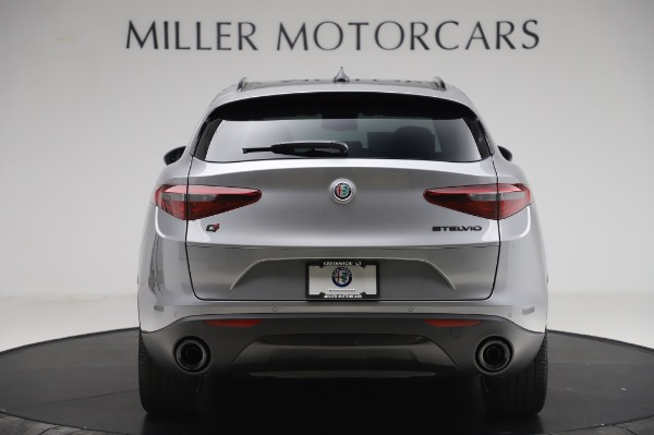 New 2020 Alfa Romeo Stelvio for sale $50,145 at Alfa Romeo of Westport in Westport CT 06880 6