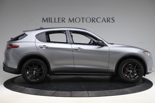 New 2020 Alfa Romeo Stelvio for sale $50,145 at Alfa Romeo of Westport in Westport CT 06880 9