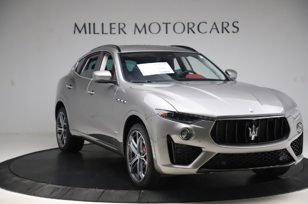 New 2020 Maserati Levante S Q4 GranSport for sale Sold at Alfa Romeo of Westport in Westport CT 06880 11