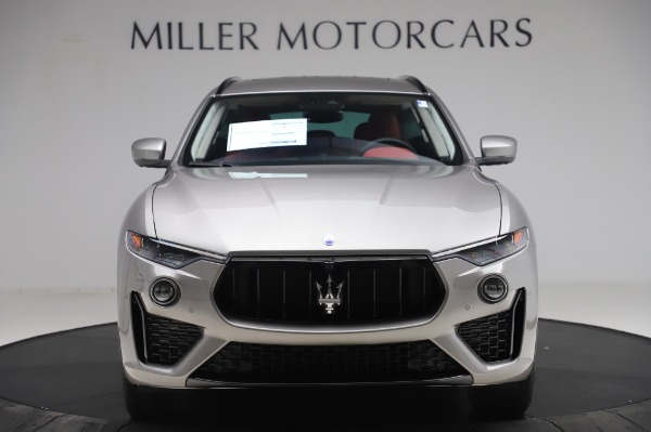 New 2020 Maserati Levante S Q4 GranSport for sale Sold at Alfa Romeo of Westport in Westport CT 06880 12