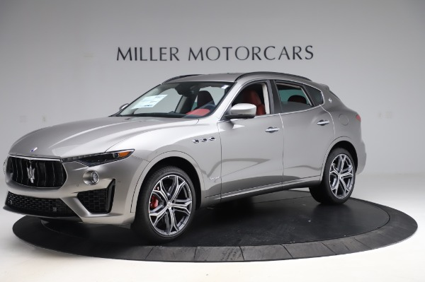 New 2020 Maserati Levante S Q4 GranSport for sale Sold at Alfa Romeo of Westport in Westport CT 06880 2