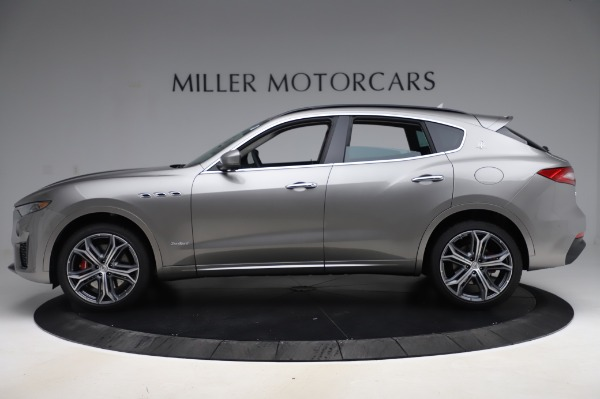 New 2020 Maserati Levante S Q4 GranSport for sale Sold at Alfa Romeo of Westport in Westport CT 06880 3