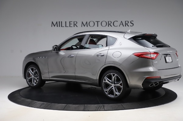New 2020 Maserati Levante S Q4 GranSport for sale Sold at Alfa Romeo of Westport in Westport CT 06880 4