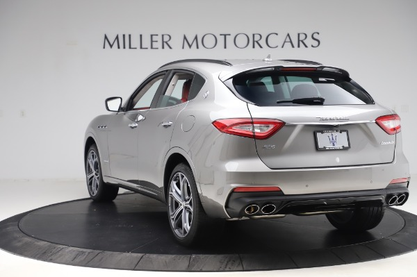 New 2020 Maserati Levante S Q4 GranSport for sale Sold at Alfa Romeo of Westport in Westport CT 06880 5