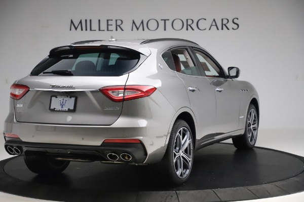 New 2020 Maserati Levante S Q4 GranSport for sale Sold at Alfa Romeo of Westport in Westport CT 06880 7