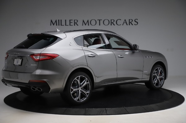 New 2020 Maserati Levante S Q4 GranSport for sale Sold at Alfa Romeo of Westport in Westport CT 06880 8