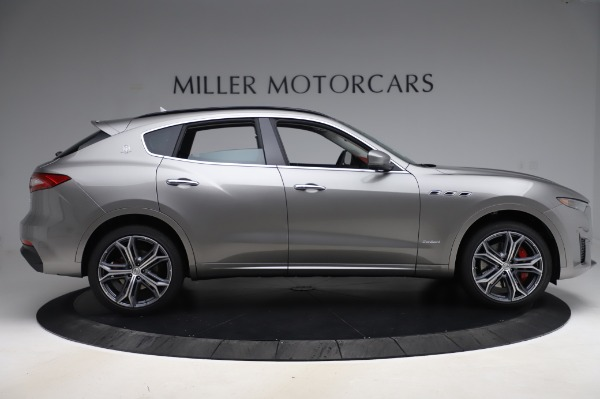 New 2020 Maserati Levante S Q4 GranSport for sale Sold at Alfa Romeo of Westport in Westport CT 06880 9