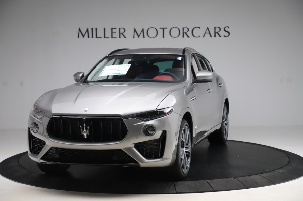 New 2020 Maserati Levante S Q4 GranSport for sale Sold at Alfa Romeo of Westport in Westport CT 06880 1
