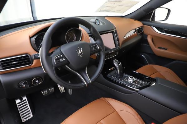 New 2020 Maserati Levante Q4 GranSport for sale $86,685 at Alfa Romeo of Westport in Westport CT 06880 13