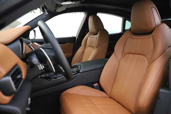 New 2020 Maserati Levante Q4 GranSport for sale $86,685 at Alfa Romeo of Westport in Westport CT 06880 15