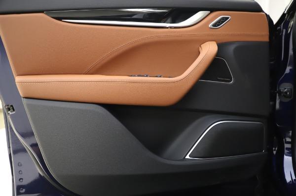 New 2020 Maserati Levante Q4 GranSport for sale $86,685 at Alfa Romeo of Westport in Westport CT 06880 17