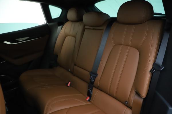 New 2020 Maserati Levante Q4 GranSport for sale $86,685 at Alfa Romeo of Westport in Westport CT 06880 18