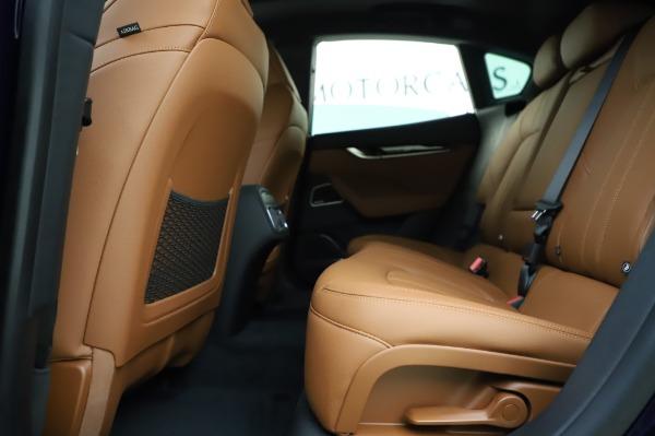 New 2020 Maserati Levante Q4 GranSport for sale $86,685 at Alfa Romeo of Westport in Westport CT 06880 19