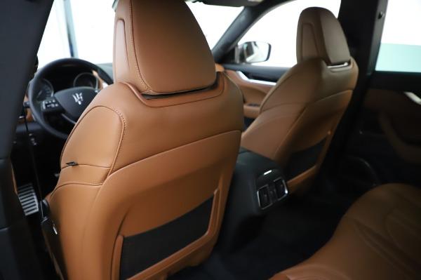 New 2020 Maserati Levante Q4 GranSport for sale $86,685 at Alfa Romeo of Westport in Westport CT 06880 20