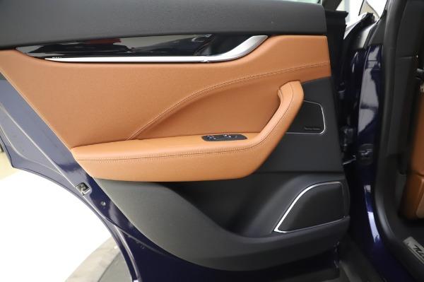 New 2020 Maserati Levante Q4 GranSport for sale $86,685 at Alfa Romeo of Westport in Westport CT 06880 21