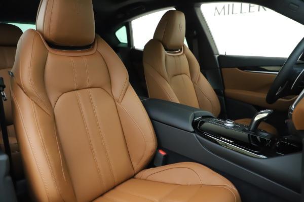 New 2020 Maserati Levante Q4 GranSport for sale $86,685 at Alfa Romeo of Westport in Westport CT 06880 22
